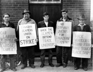 Seamen Strike